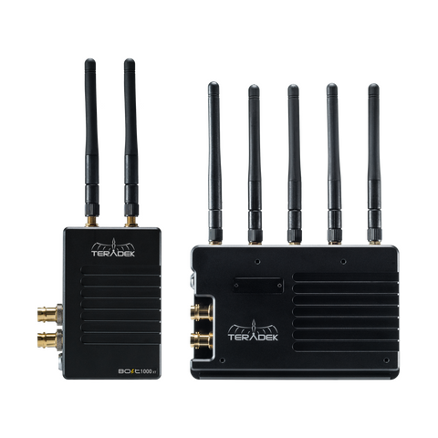 Bolt 1000 XT SDI/HDMI Wireless TX/RX Deluxe Kit