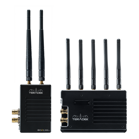 Bolt 3000 XT SDI/HDMI Wireless TX/RX Deluxe Kit