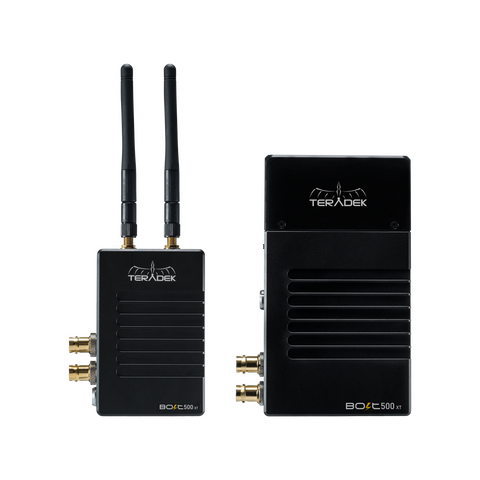 Bolt 500 XT SDI/HDMI Wireless TX/RX Deluxe Kit