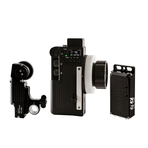 MDR.M 2-Channel Wireless Lens Control System | 4-Axis Controller | RED Camera Control
