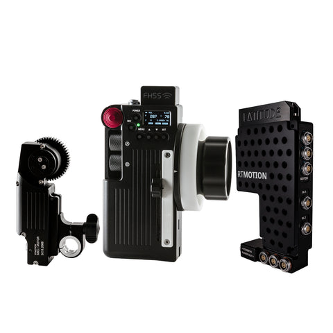 Latitude Sidekick 3-Channel Wireless Lens Control System | 6-Axis Controller | RED Camera Control