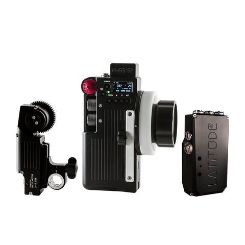 MDR.M 2-Channel Wireless Lens Control System | 6-Axis Controller | RED Camera Control