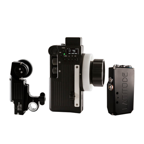 MDR.MB 2-Channel Wireless Lens Control System | 4-Axis Controller | RED Camera Control