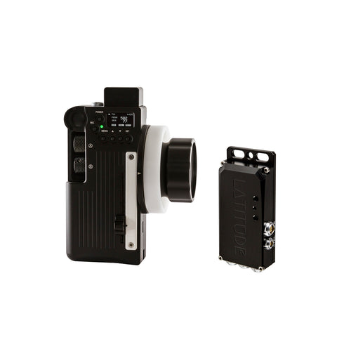 MDR.M Canon EF Wireless Lens Control System | 4-Axis Controller | RED Camera Control