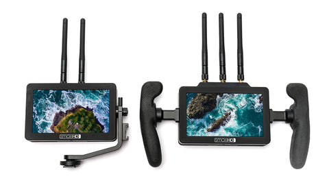 FOCUS Bolt TX/RX Kit - 5-inch Daylight Viewable Touchscreens with a Built-in Teradek Transmitter/Receiver
