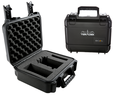 B-Stock - Teradek Protective SKB Case: For Bolt 1Tx and 2Rx
