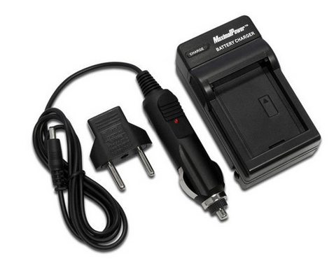 Charger for LP-E6 Compatible 2000mAh Batteries