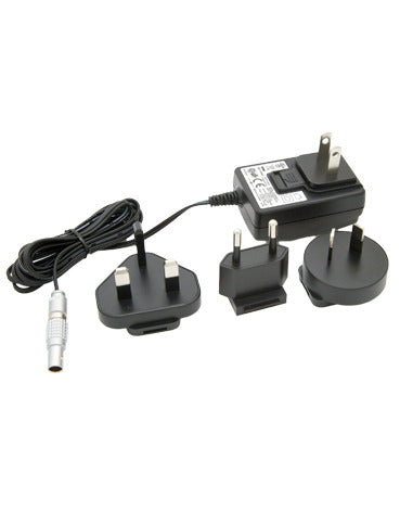 18 Watt AC Adapter 6' Cable (2-Pin Connector)