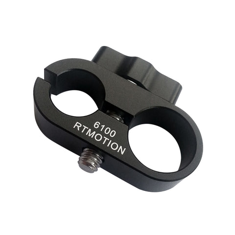 Receiver Rail Clamp - for 15mm and 19mm rods