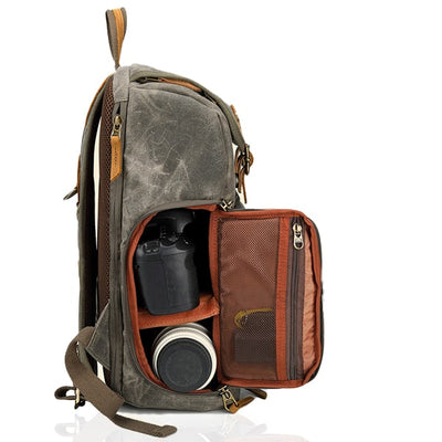 Endeavor BP 150, DSLR Camera Bag/Backpack - Shutter & Contrast