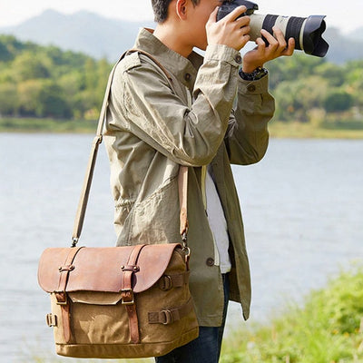 Nomad MB 120, DSLR Camera Bag/Backpack - Shutter & Contrast