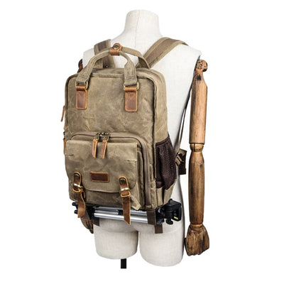 Odyssey Outdoor Backpack, - Shutter & Contrast