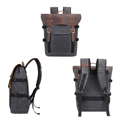 Ravine BP 150, DSLR Camera Bag/Backpack - Shutter & Contrast