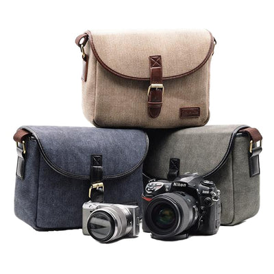 Athena MB 110, DSLR Camera Bag/Backpack - Shutter & Contrast