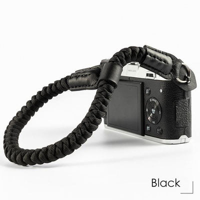 Mountaineer Wrist Strap, Camera Strap - Shutter & Contrast