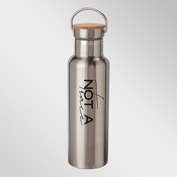 25 Oz Stainless Steel Insulated Water Bottle with Wide-Mouth