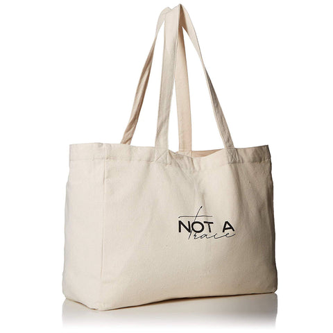 Large Reusable Cotton Canvas Shopping Bag