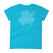 Turtle Protect Our Ocean Women's T-shirt