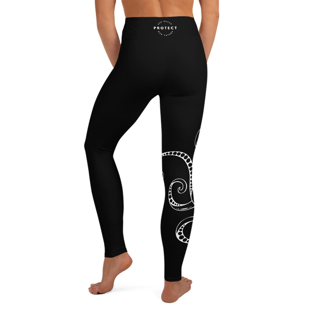 Octopus Yoga Leggings