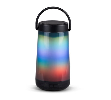 Groove Color Changing LED light-up Bluetooth Speaker