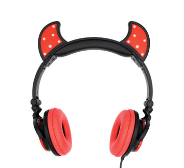 Devil Light-up Headphones