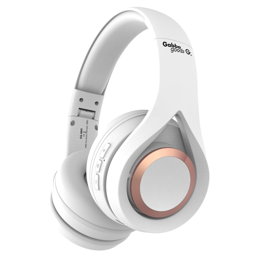 Metallix Remix Over Ear Foldable Bluetooth Headphones