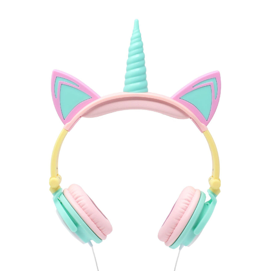 LED Light-Up Unicorn Headset