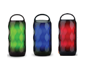Soul Color Changing LED light-up Bluetooth Speaker