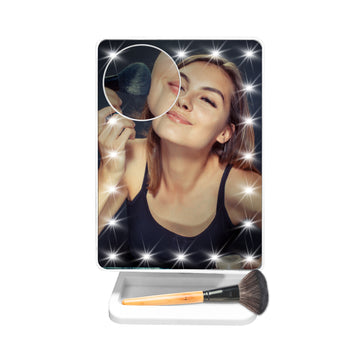 Bluetooth Vanity Mirror Speaker