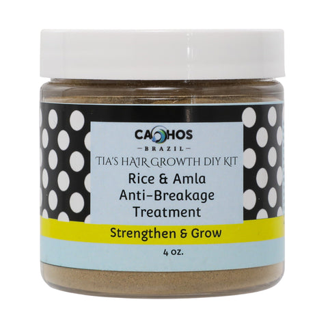 Rice & Amla  - Anti-Breakage Treatment