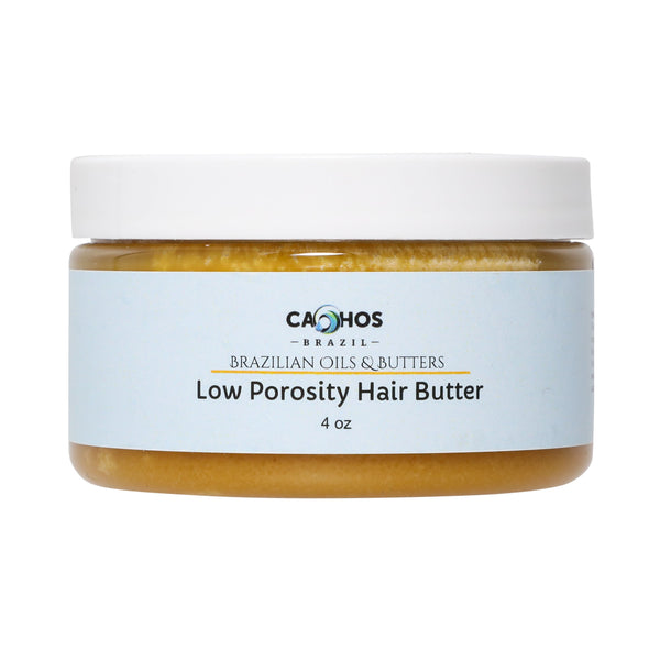 Low Porosity Hair Butter