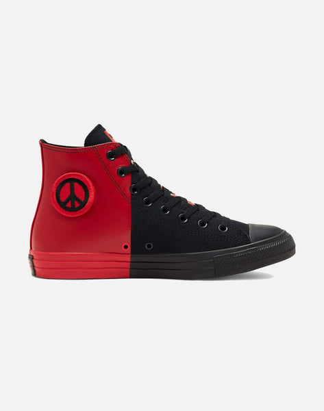 Converse Men's Chuck Taylor All-Star Hi 'Seek Peace'