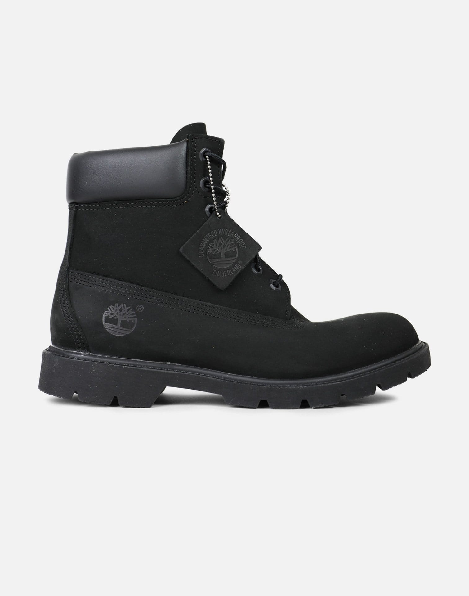 "Timberland 6"" Single Sole Boot (Black)"