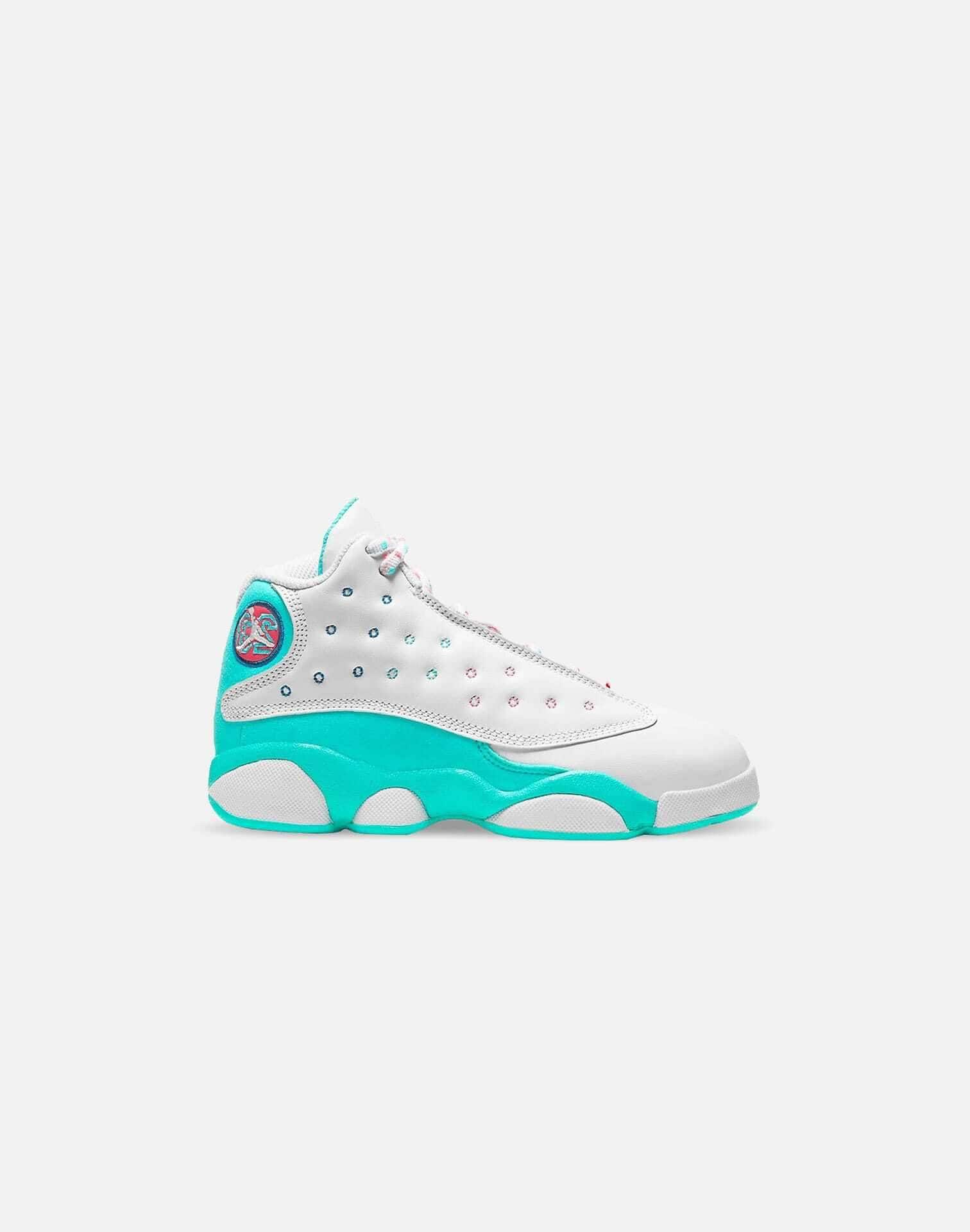 air jordan 13 aurora green shirt