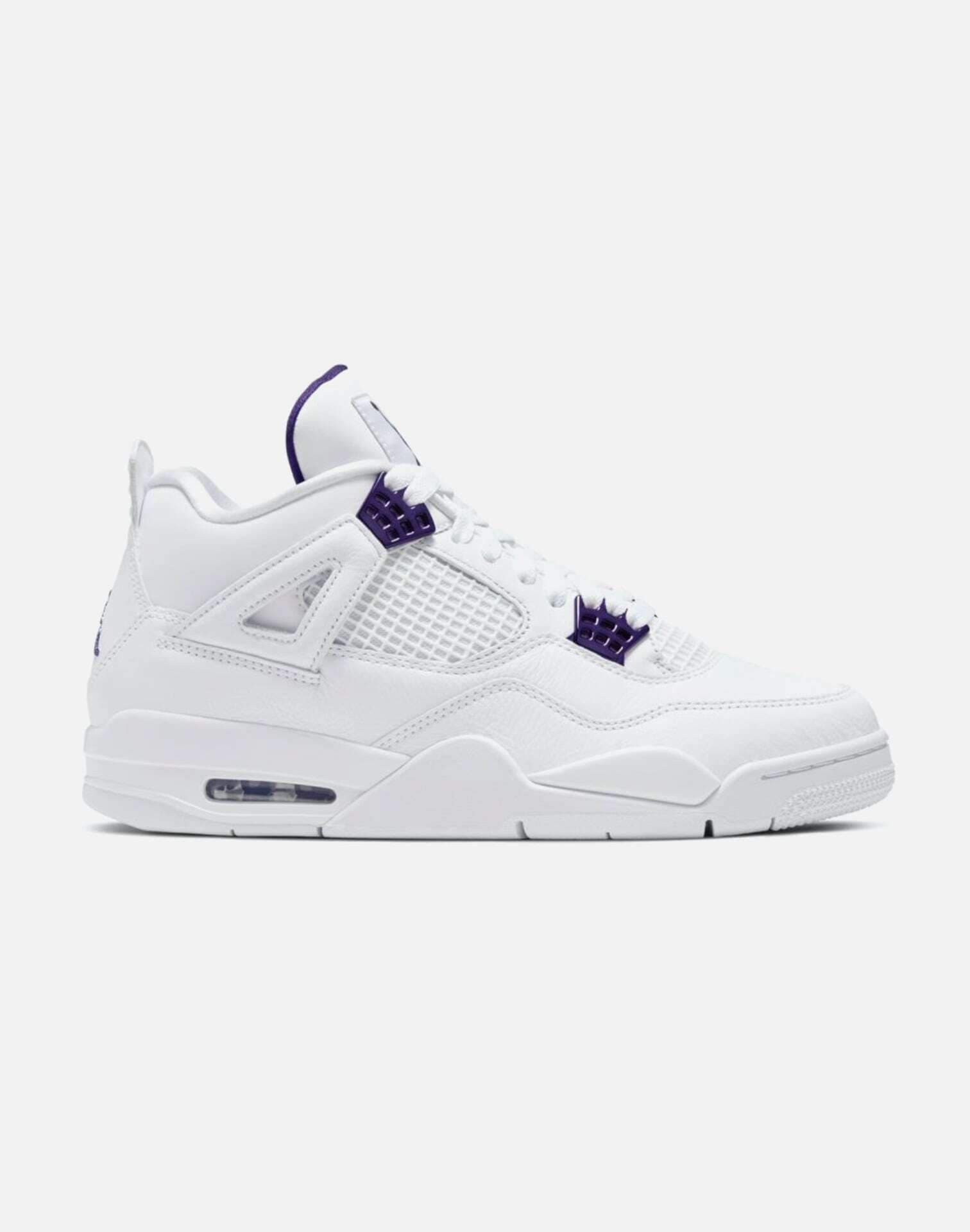 Jordan AIR JORDAN RETRO 4 'COURT PURPLE'