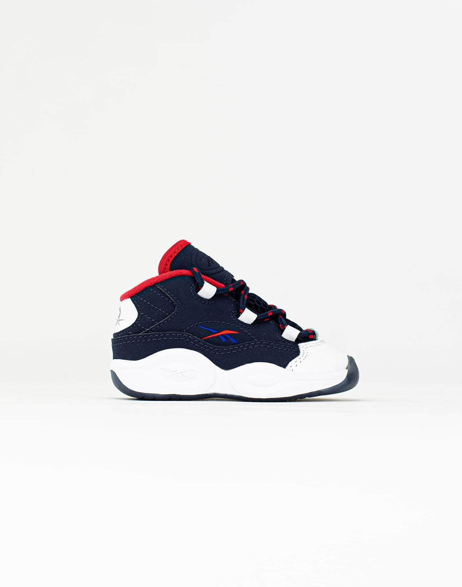 Reebok QUESTIONS MID 'IVERSON 4' TODDLER
