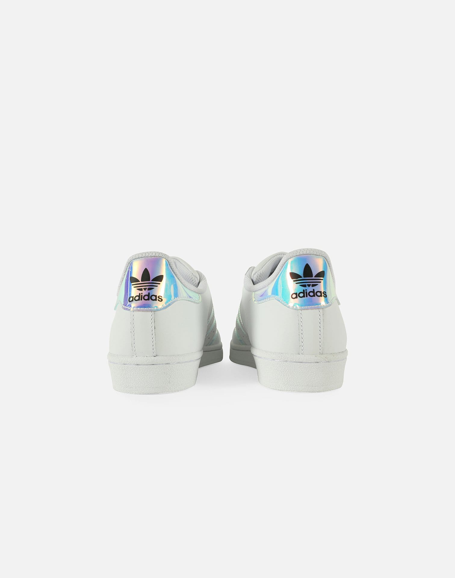 SUPERSTAR WHITE/METALLIC 4-7