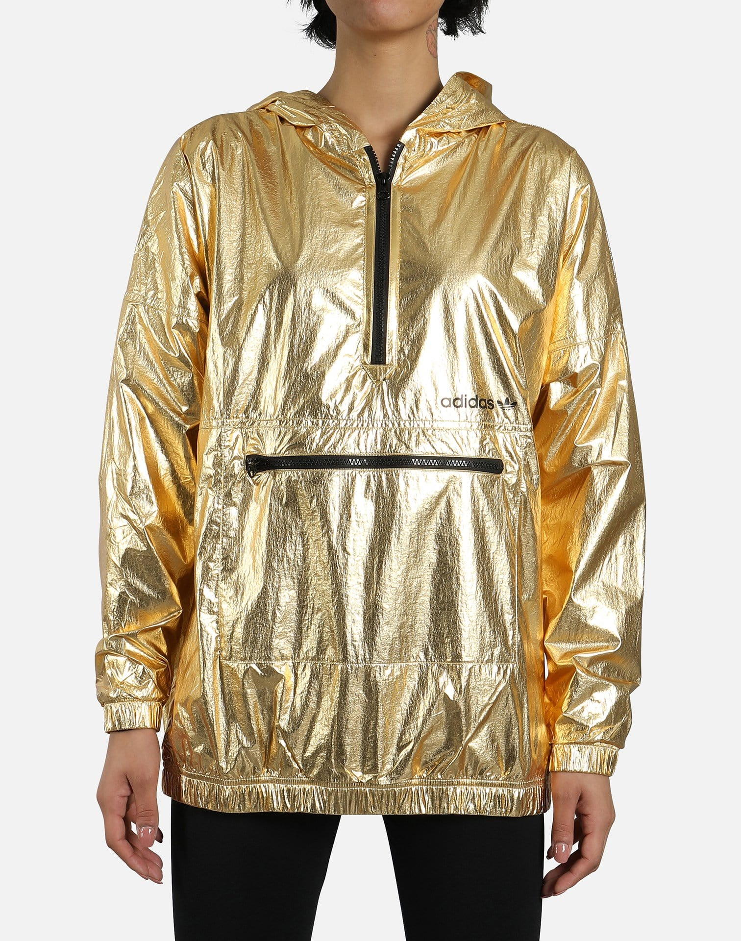 adidas Golden Windbreaker