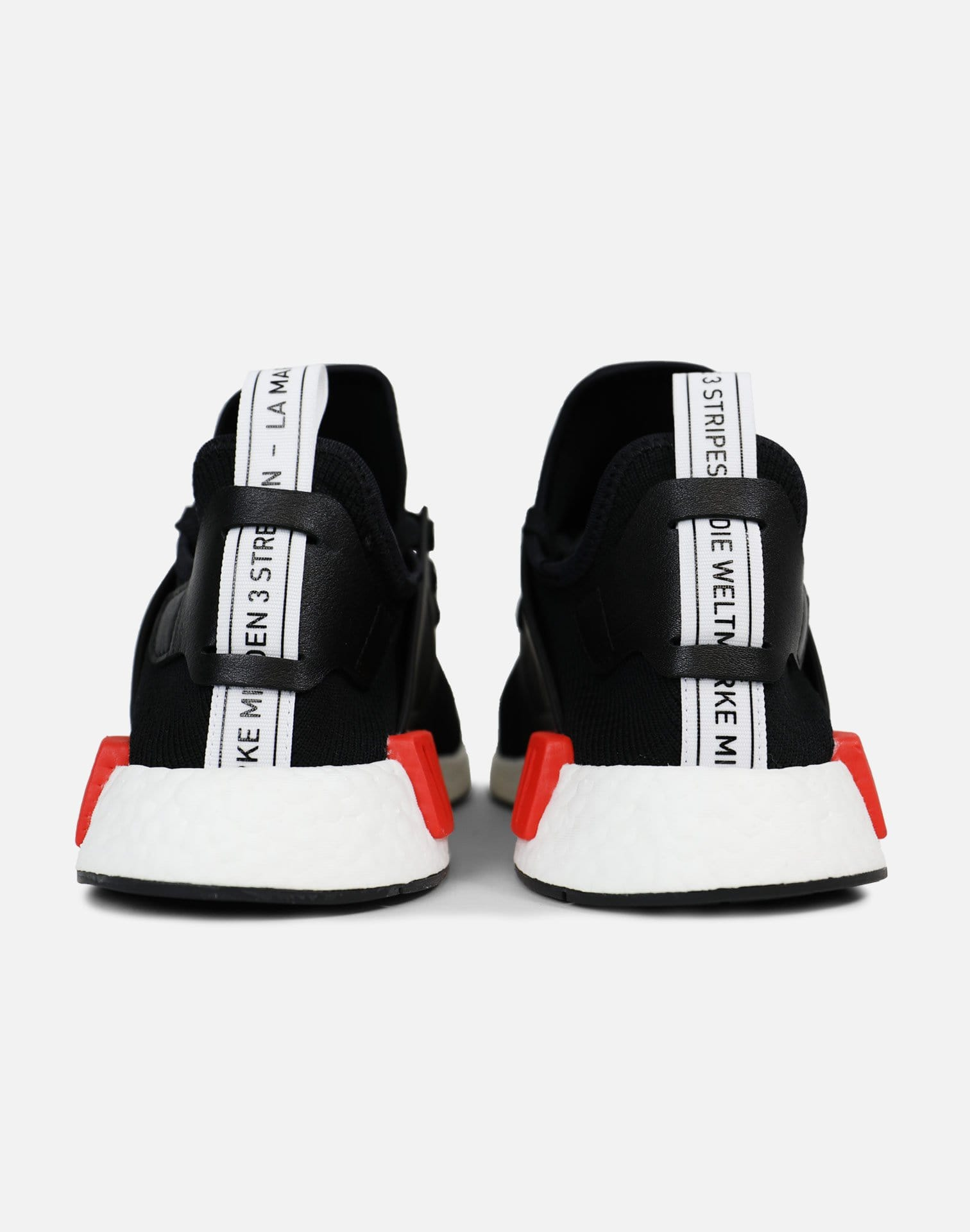 adidas NMD_XR1 (Core Black/Lush Red-Blue)