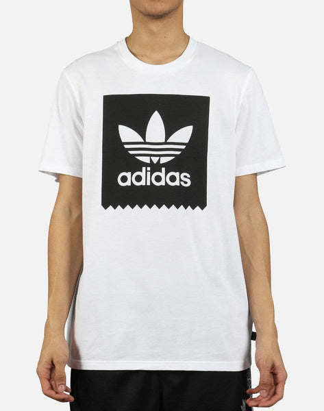 adidas Men's Blackbird Solid Tee