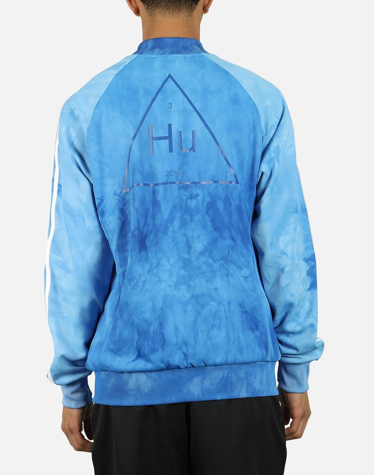 adidas Men's Pharrell Williams HU Holi Superstar Track Jacket