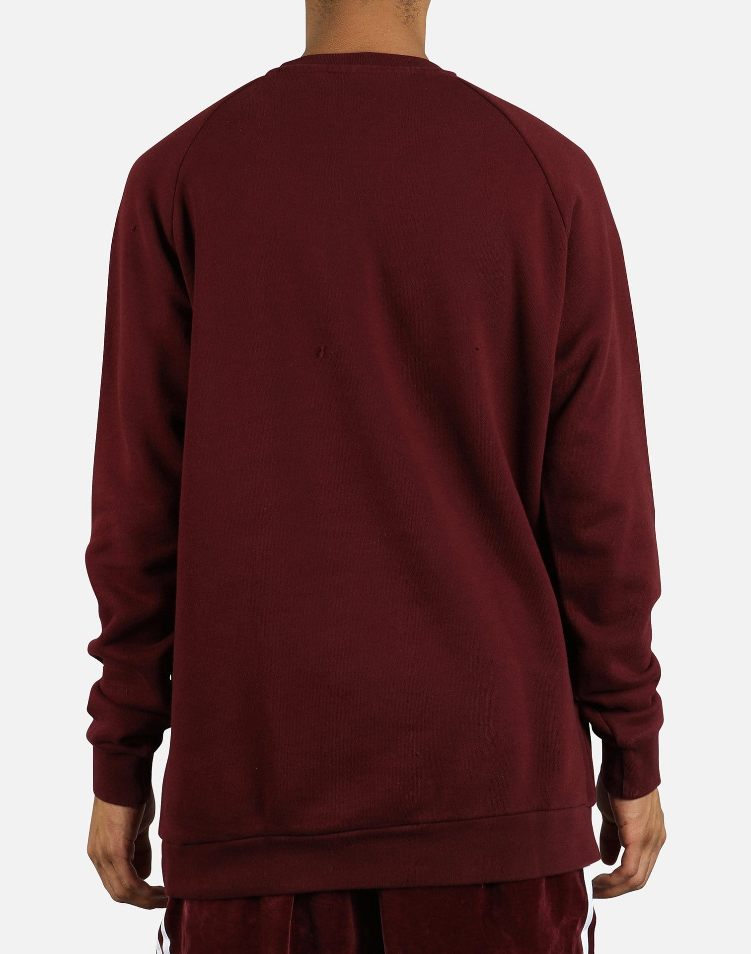 adidas Men's Trefoil Warmup Crewneck Sweatshirt