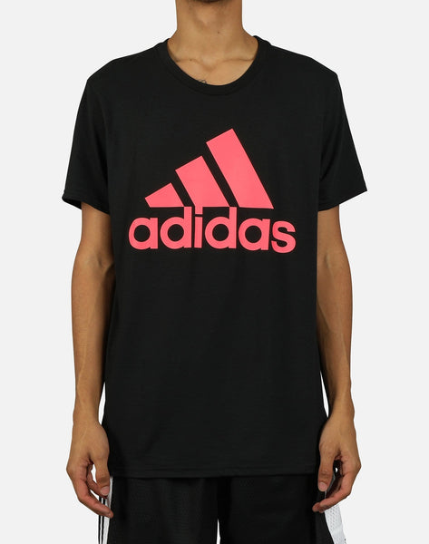 Adidas Men's Badge of Sport Logo Graphic Tee