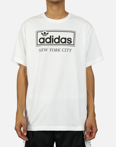 adidas Men's New York Tee