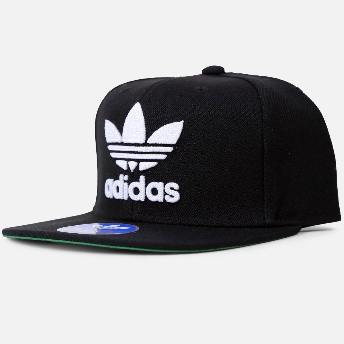 adidas Originals Thrasher Chain Snapback (Black/White)