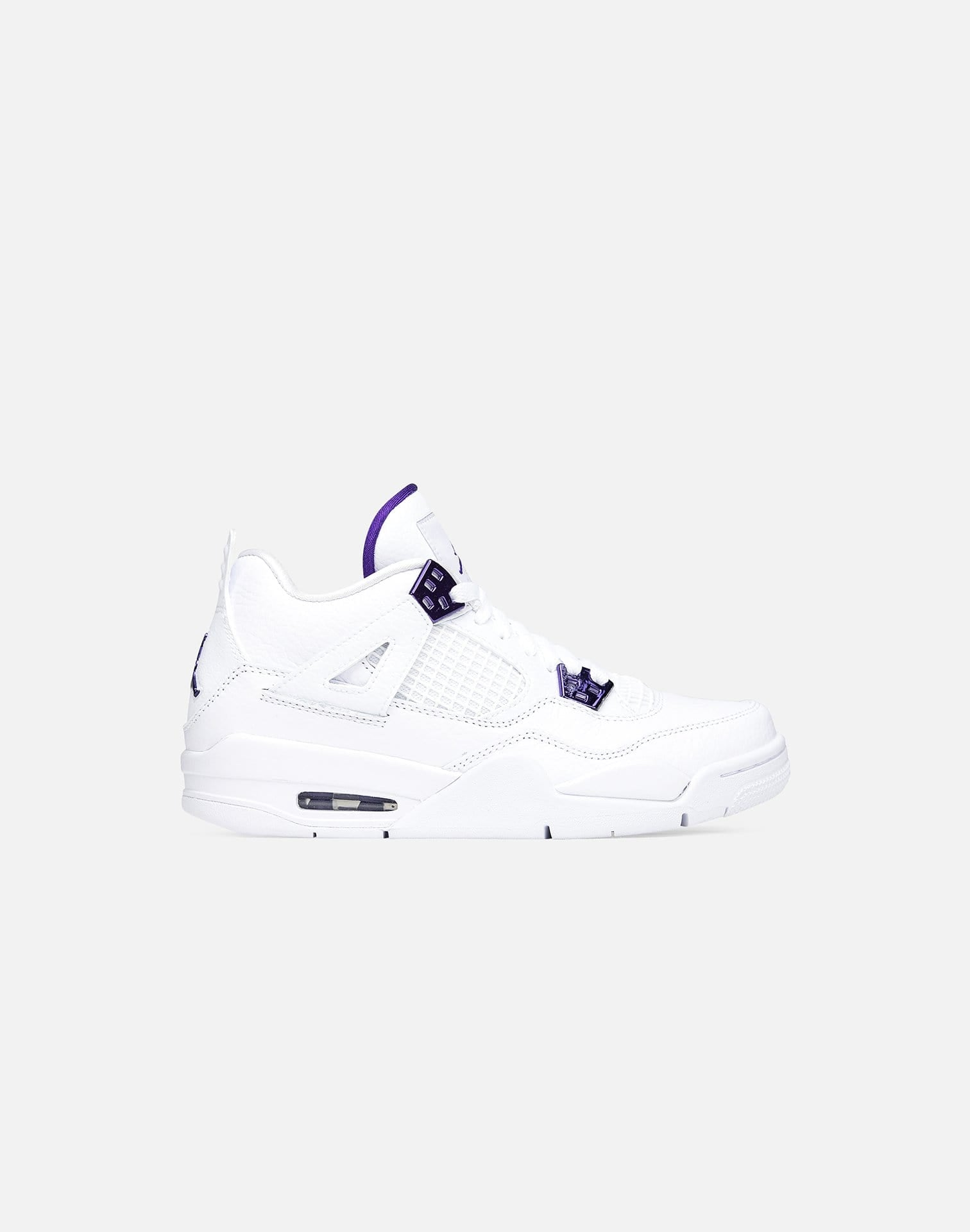 Jordan AIR JORDAN RETRO 4 'COURT PURPLE' GRADE-SCHOOL
