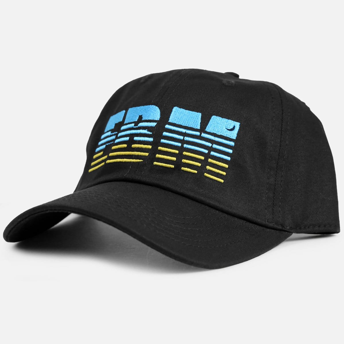 Every Blue Moon IC Champion Dad Hat (Black)
