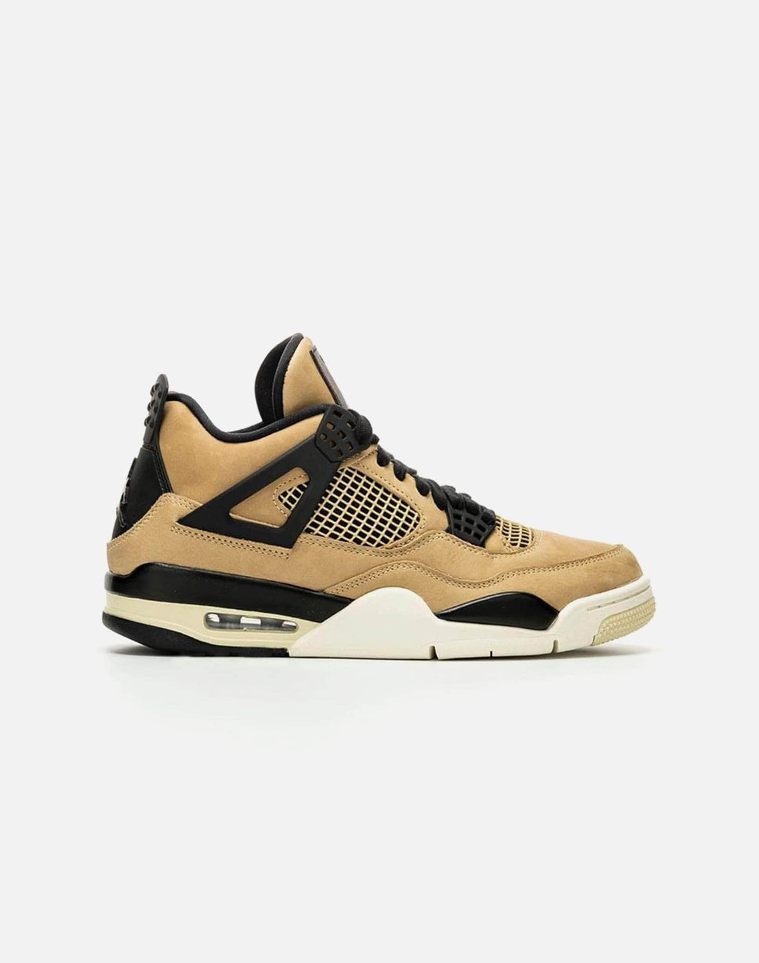Jordan Women's Air Jordan Retro 4 'Mushroom'