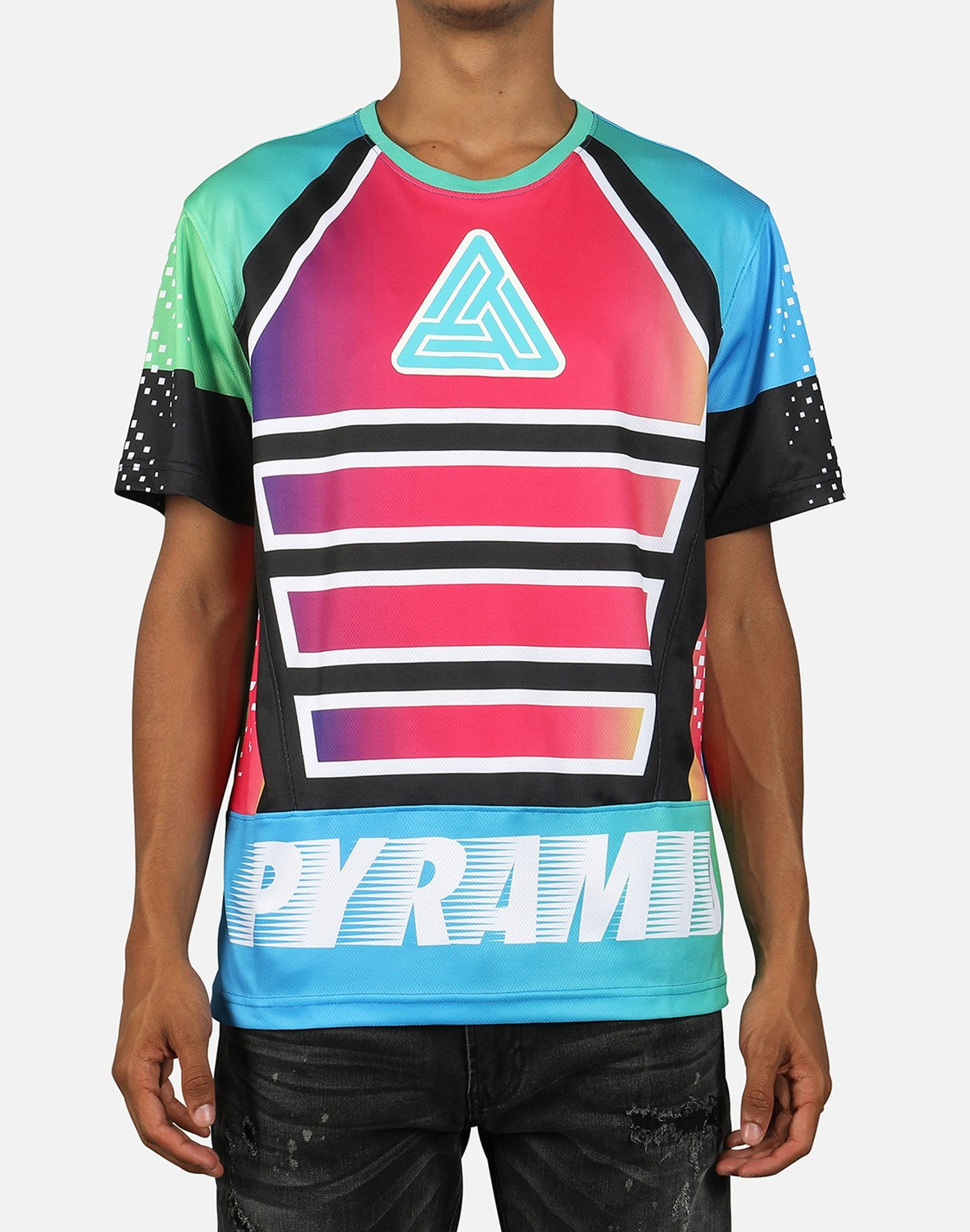 Black Pyramid Men's Graded Speed Knit Tee
