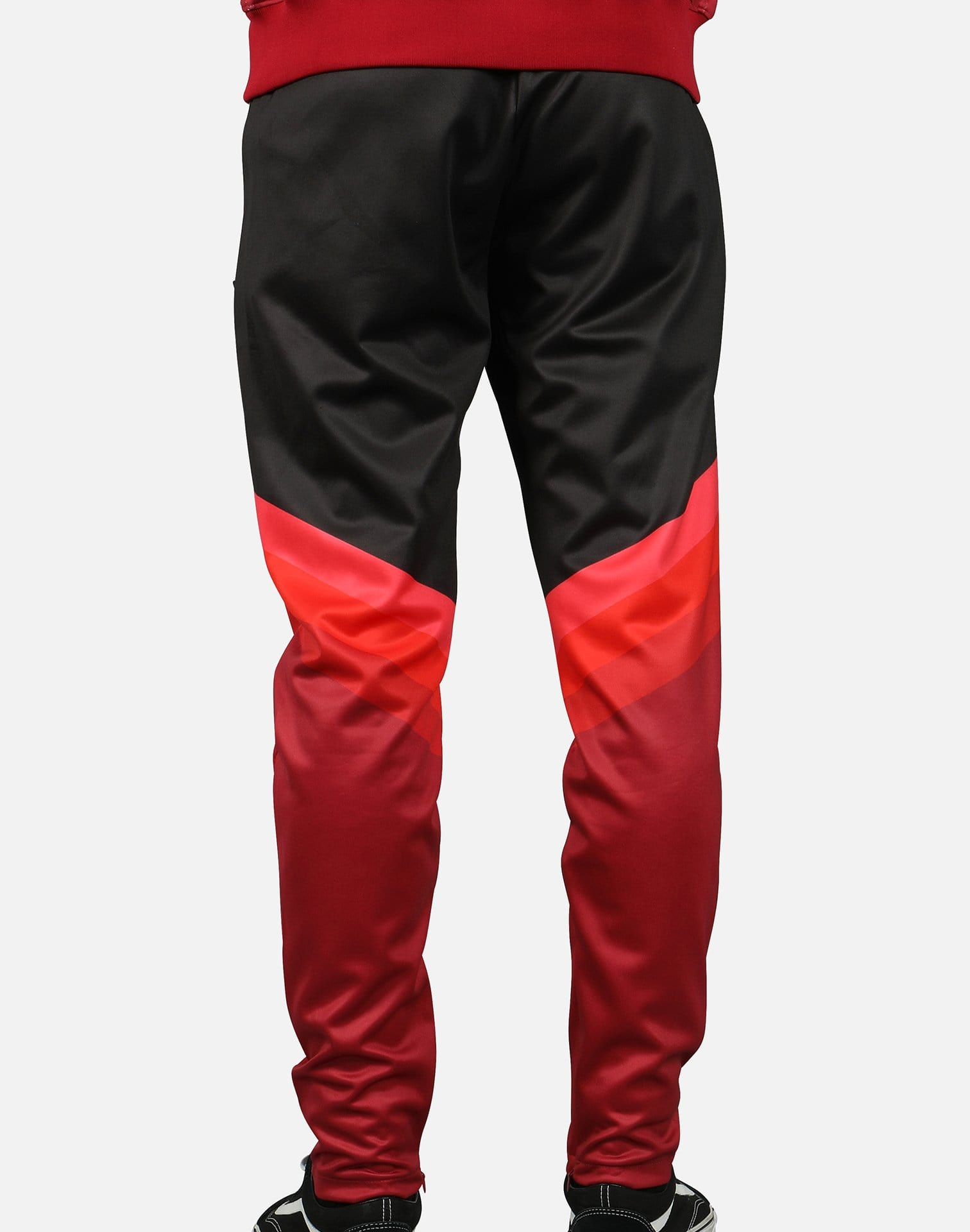 Black Pyramid Men's Gradient Stipe Jogger Pants